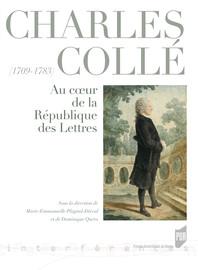 Charles Collé, un chansonnier modèle