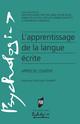 Acquisition de la conscience morpho-dérivationnelle, de la lecture et de l'orthographe, chez des enfants brésiliens, de la première à la septième année de scolarité