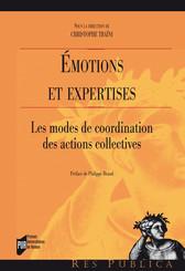 Émotions et expertises