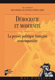 Démocratie et modernité