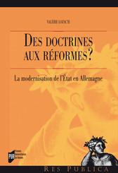 Des doctrines aux réformes ?