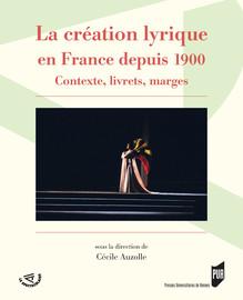 Portrait du compositeur en librettiste: Daniel-Lesur et Andréa del Sarto (1969)