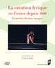 Bref historique des opéras pour enfants en France au XXe siècle