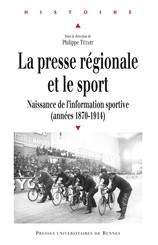 La presse régionale et le sport
