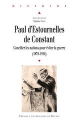 Paul d'Estournelles de Constant
