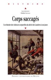 Corps saccagés