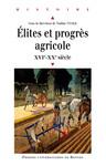 Élites et progrès agricole