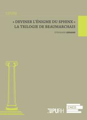 « Deviner l'énigme du sphinx »