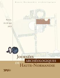 Découverte d'une basilique romaine à Harfleur (Seine-Maritime), première approche