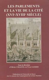Le Parlement de Dijon et le gouvernement royal à la fin de l'Ancien Régime