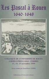 Note sur la verrerie de Saint-Sever au temps d'Etienne Pascal