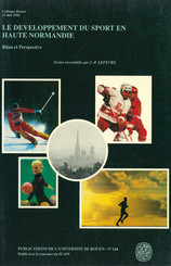 Le Développement du sport en Haute-Normandie