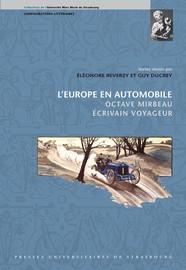 Le déchiffrement du monde en auto : enquête et récit dans La 628-E8 de Mirbeau