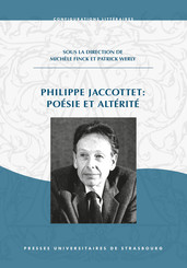 Philippe Jaccottet : poésie et altérité