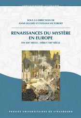 Renaissances du Mystère en Europe