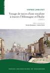 Voyage de noces d'une royaliste à travers l'Allemagne et l'Italie (1845)
