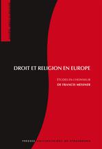 Droit et religion en Europe