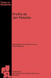Néant et responsabilité: le problème d'un platonisme négatif dans la philosophie de Patočka1