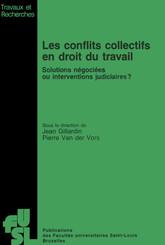 Les conflits collectifs en droit du travail