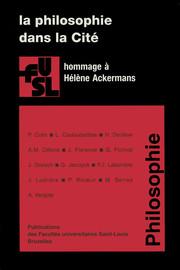 Hommage à Hélène Ackermans