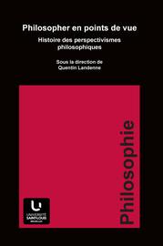 Herméneutique et perspective, de Chladenius à Dilthey. Sehe-Punkt, Weltansicht, Weltanschauung