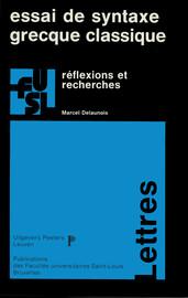 Chapitre I. Les lignes directrices d'une réflexion et d'une recherche