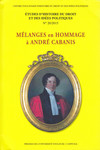 Mélanges en hommage à André Cabanis