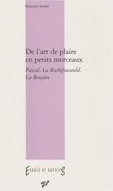 De L Art De Plaire En Petits Morceaux V Le Contrat De Lecture Etat Des Lieux Presses Universitaires De Vincennes