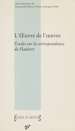 Bibliographie de la correspondance de Gustave Flaubert