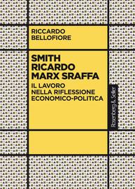Smith Ricardo Marx Sraffa