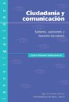 Ciudadanía y comunicación