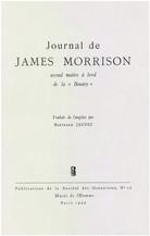Journal de James Morrison, second maître à bord de la « Bounty »