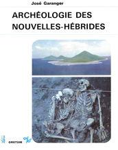 Archéologie des Nouvelles-Hébrides
