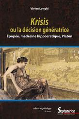 Krisis ou la décision génératrice