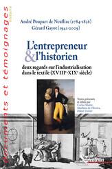 L'entrepreneur et l'historien