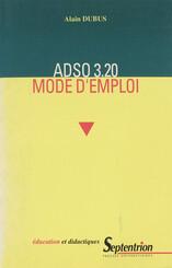ADSO 3.20. mode d'emploi
