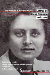 Lettres de Milena Jesenská 1938-1944