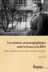 Les relations cinématographiques entre la France et la RDA