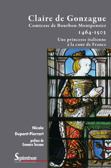 Claire de Gonzague Comtesse de Bourbon-Montpensier (1464-1503)