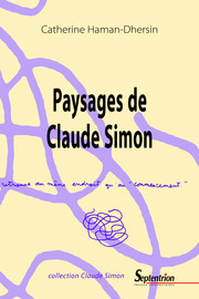 high quality wholesale online beauty Paysages de Claude Simon - Le corps et ses paradoxes ...