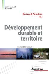 Développement durable et territoire