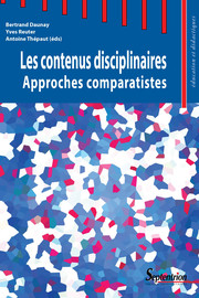 Catégories de contenus et modes d'organisation: comparaison entre français et mathématiques à la fin de l'école primaire