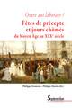 Fêtes et jours chômés dans le monde carolingien (VIIIe-Xesiècles)