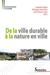 De la ville durable à la nature en ville