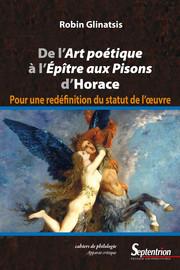 De l'Art poétique à l'Épître aux Pisons d'Horace
