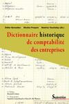 Dictionnaire historique de comptabilité des entreprises