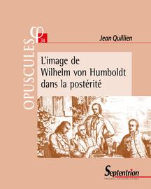 L'image de Wilhelm von Humboldt dans la postérité