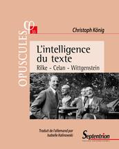 L'intelligence du texte
