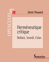 La Clé des Écritures. Clavis Scripturae Sacrae (1567). Partie II, Traité 1