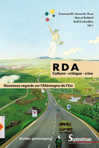 RDA : Culture – critique – crise
